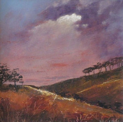 Burst of Light by Pearl Hailstone