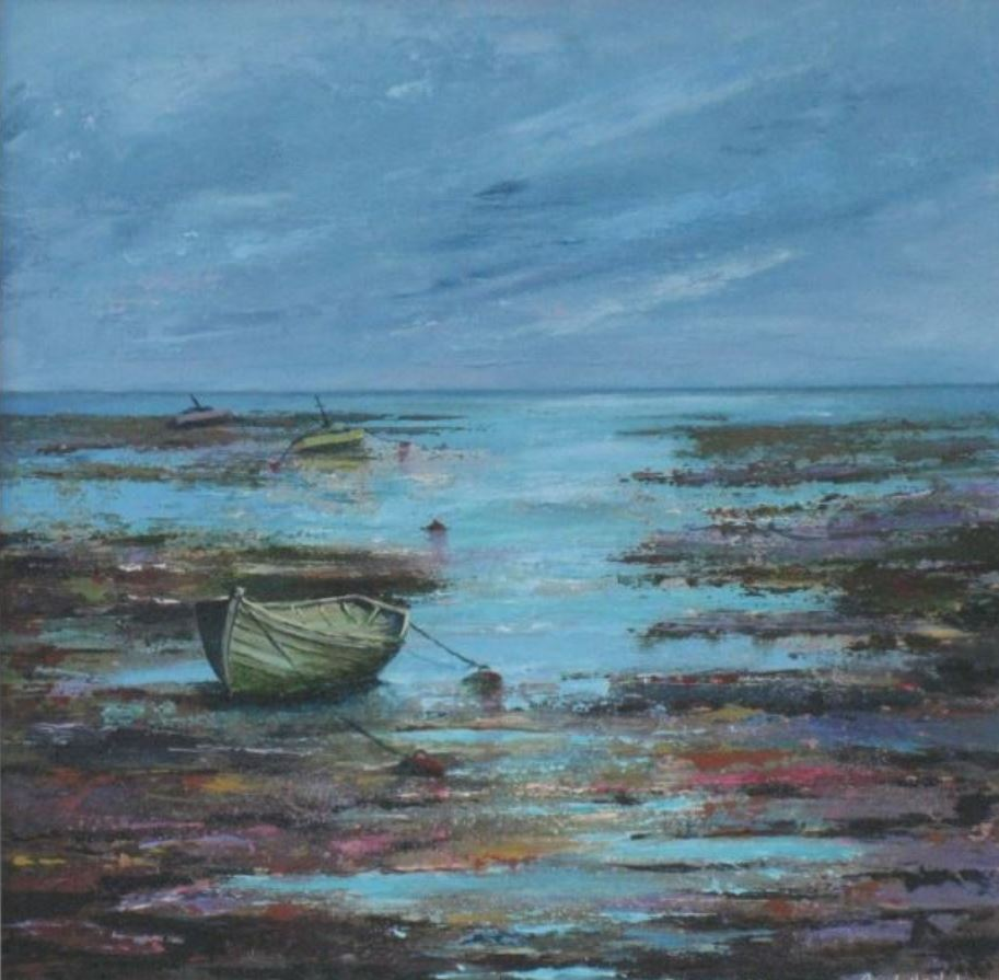 Low Tide by Pearl Hailstone