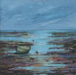 Low Tide by Pearl Hailstone