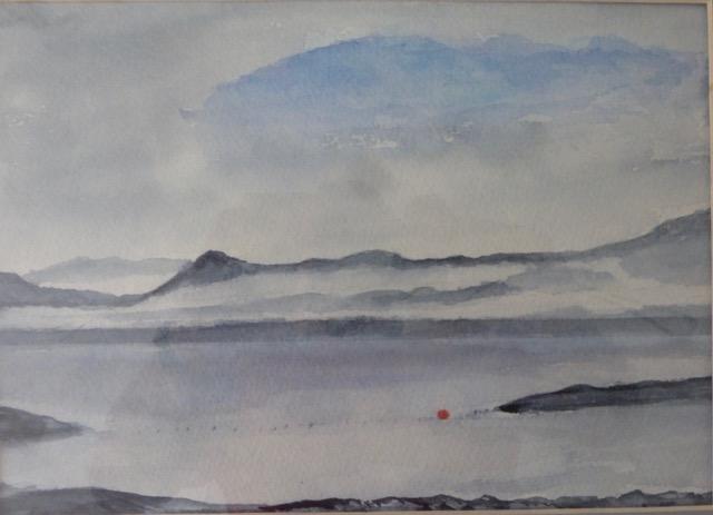 Tim Gardner - Early morning lakeside
