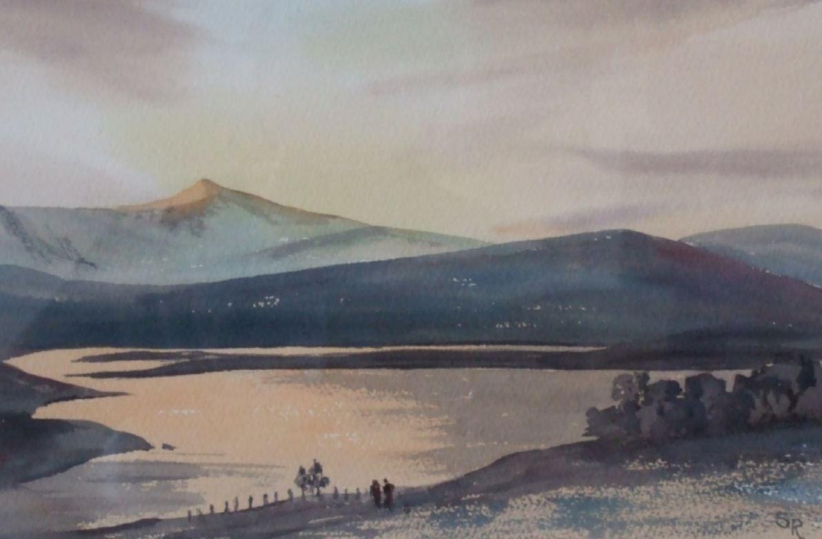 Lake by Susan Roskill