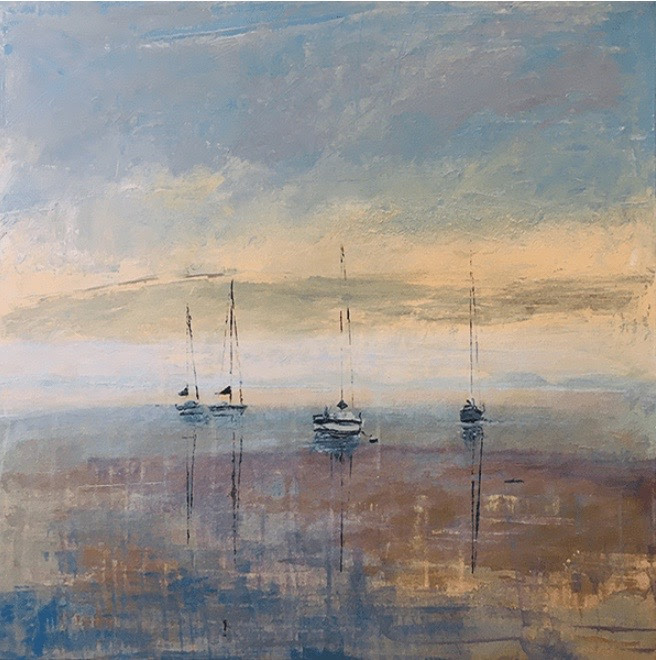 Faye Knight - Lake Windermere II