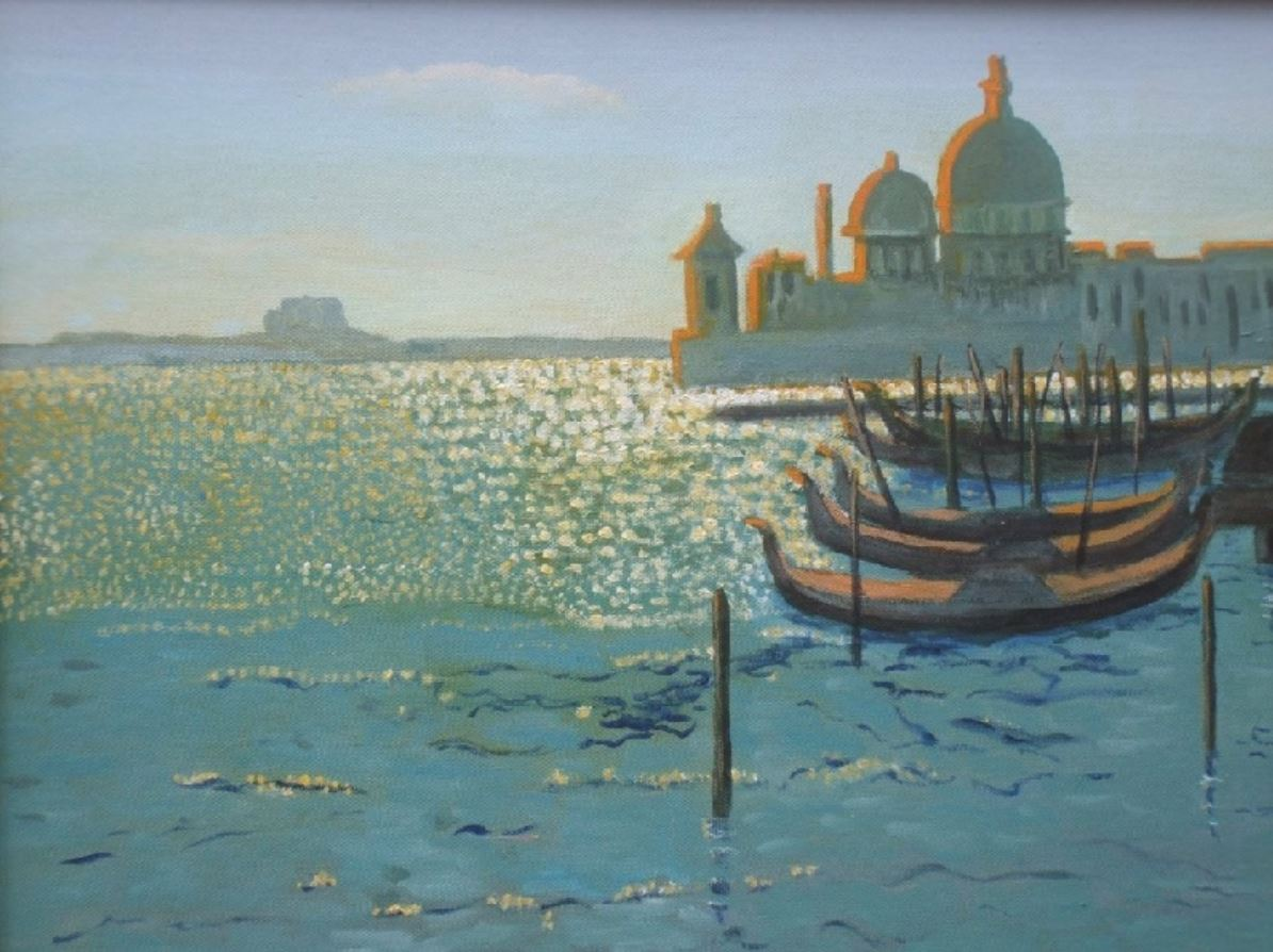 Venice by Carolyn Towers-Wood