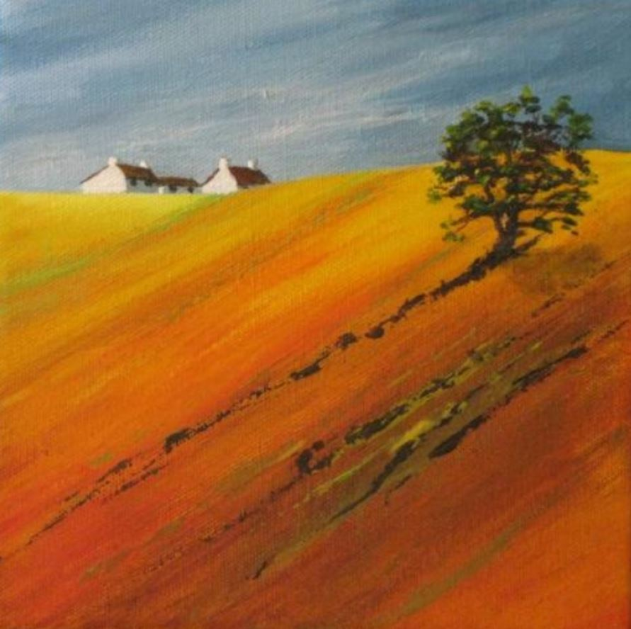 Landscape by Pearl Hailstone