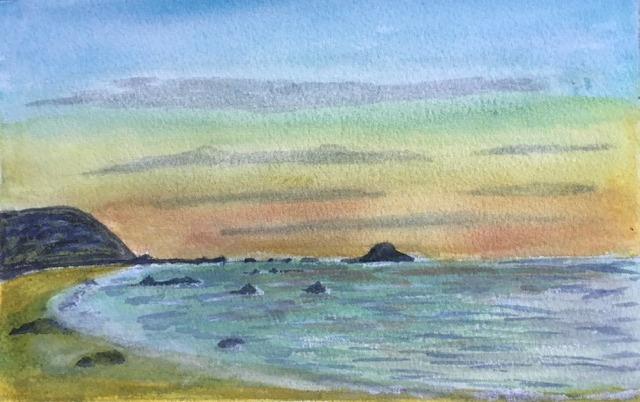 Tim Gardner - Evening Tide