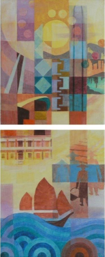 Hong Kong Rising by Jane Batt