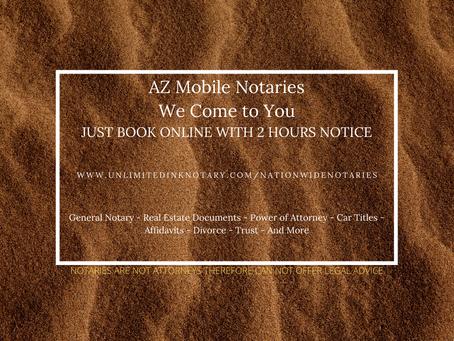 Phoenix Mobile Notary
