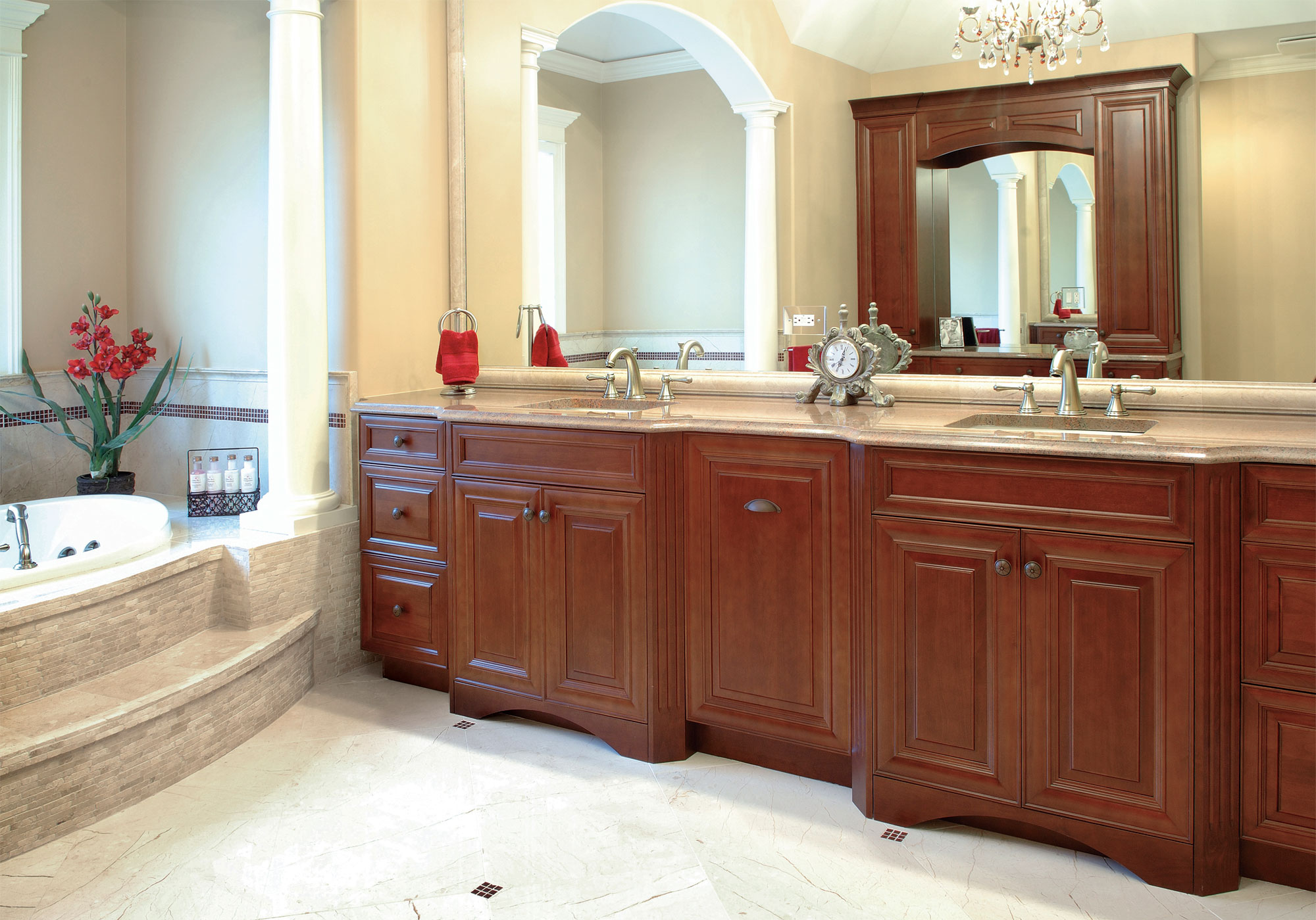 Custom Kitchen Amp Bathroom Cabinets Design Amp Instal