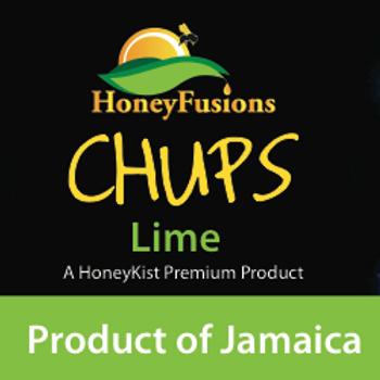 HoneyKist Lime Flavoured Honey 1.25oz