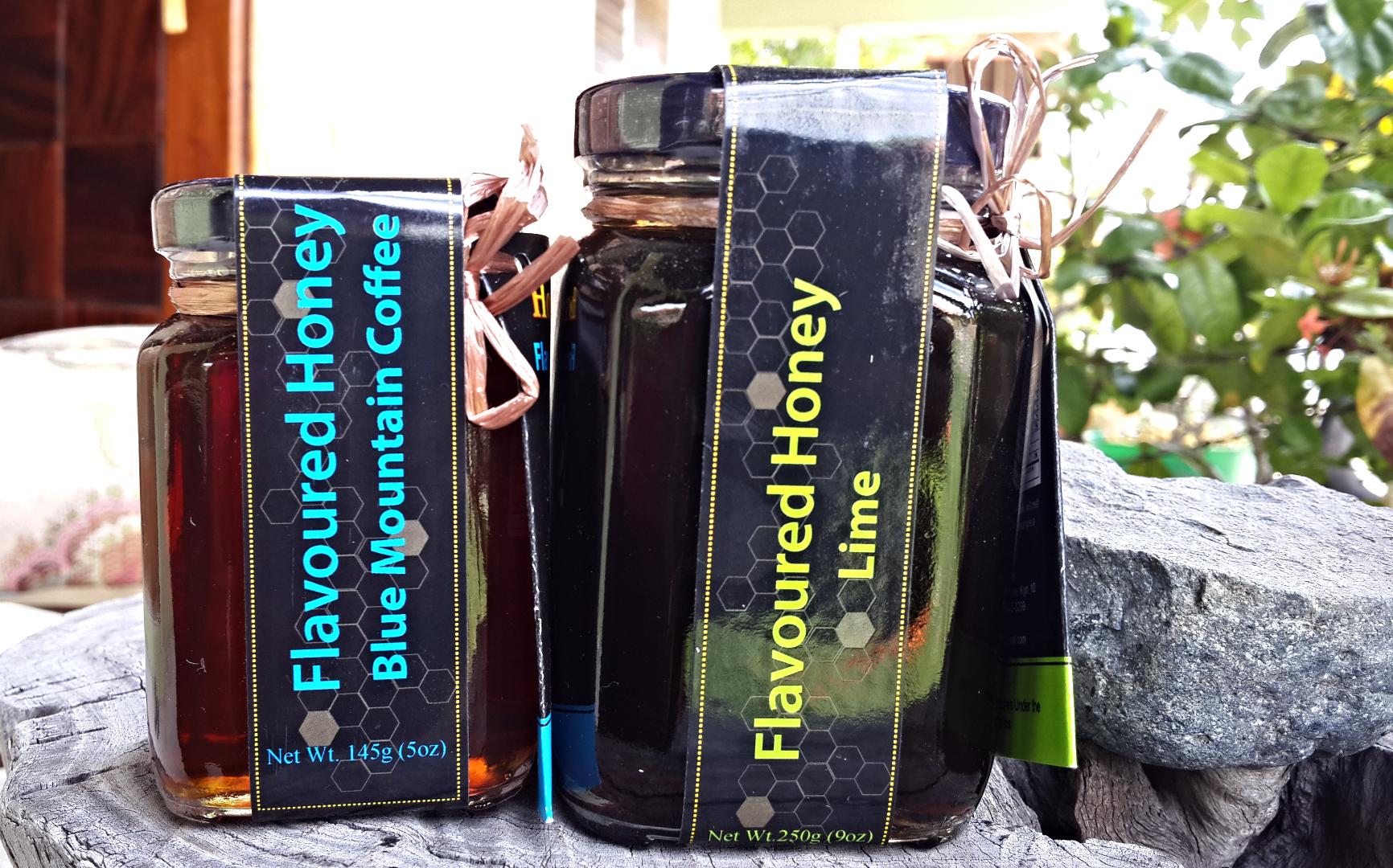 HoneyKist Flavoured Honey Fusions!