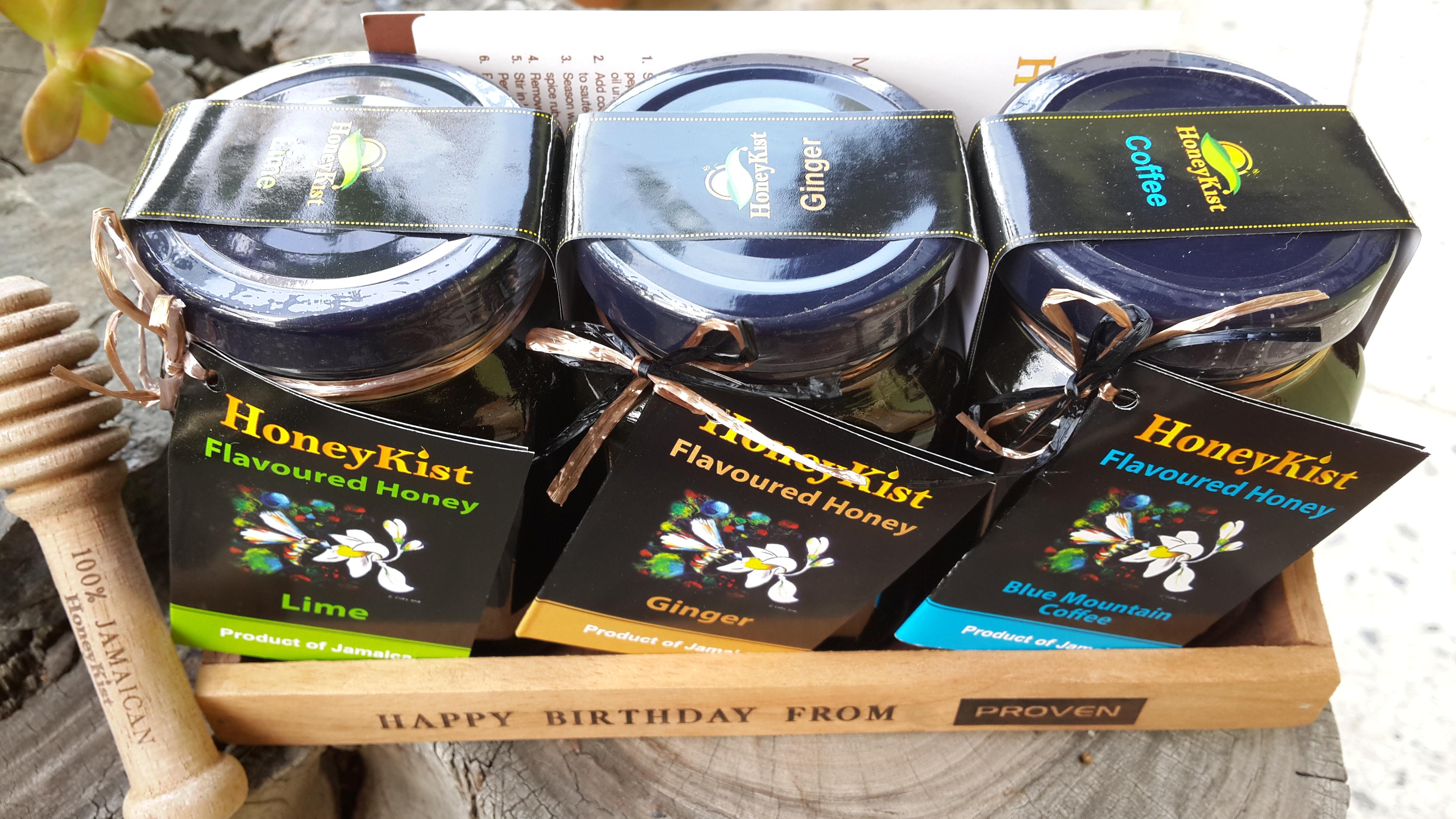 """HoneyKist Corporate """"Gifting"""" Box"""