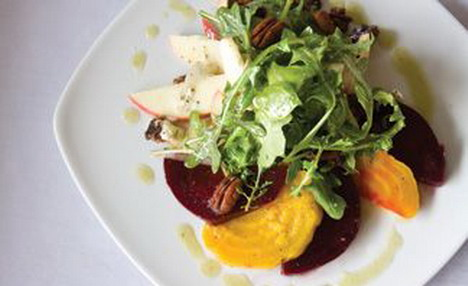 HoneyKist Vinaigrette w/ Roasted Beet Salad