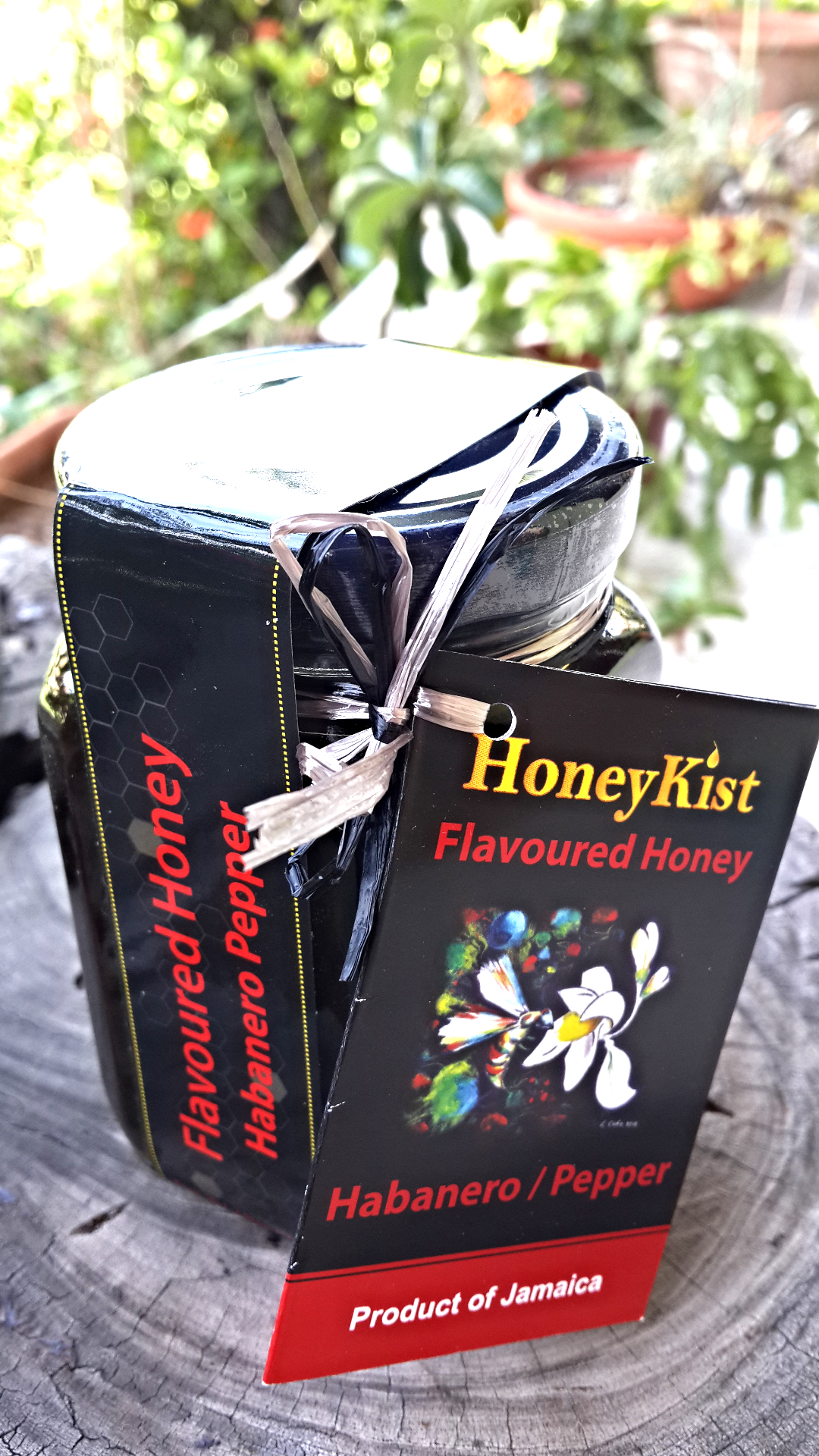 Honey is not just for Tea anymore!