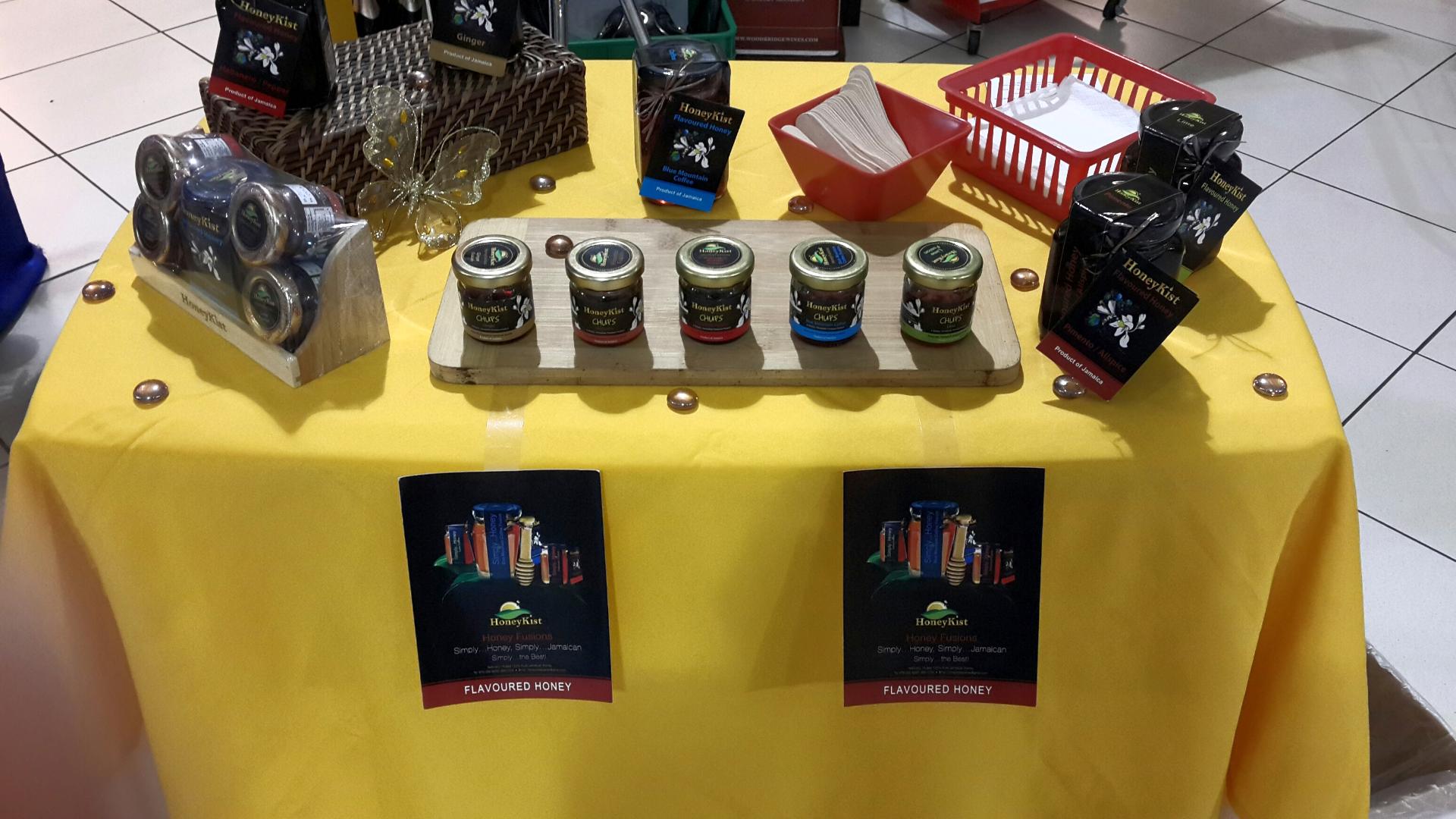HoneyKist Retail Promotions!