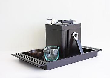 luxury-hospitality mini bar