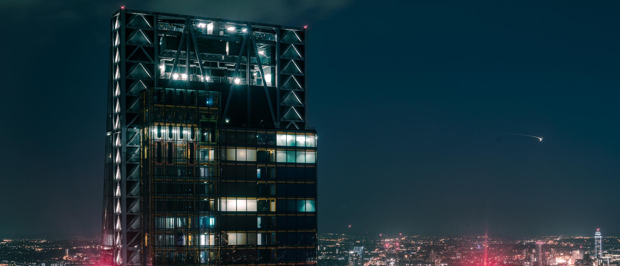 City of London - Leandenhall Building