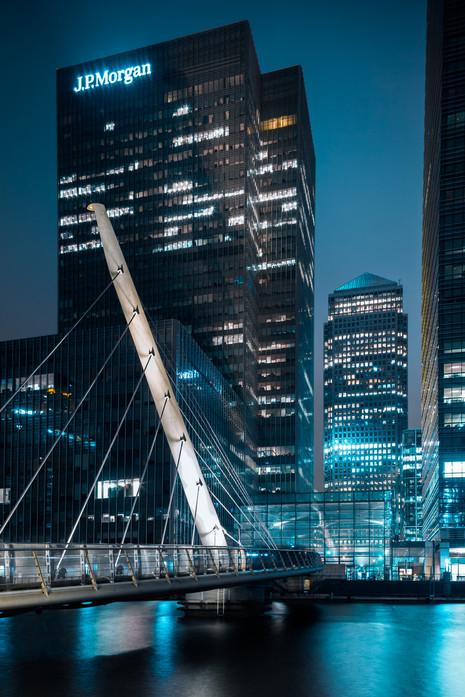 Canary Wharf - JP Morgan