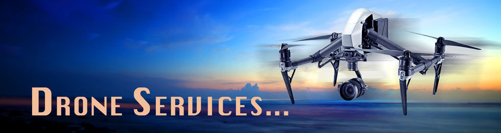 Drone Services banner