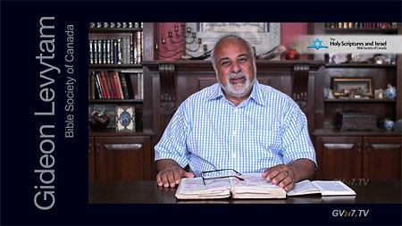 Gideon Levytam - Bible teacher and radio presenter