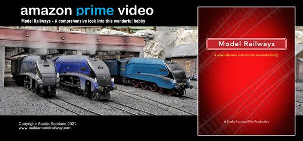 Model Railways documentary appears on Amazon Prime Video.