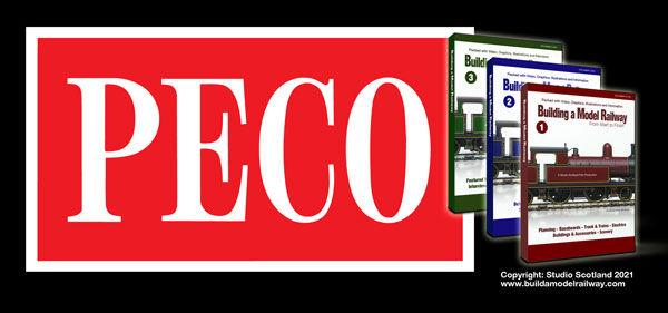 PECO Becomes New Build a Model Railway Distributor