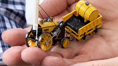 Palm-sized N-gauge