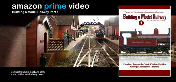 Building a Model Railway 1 appears on Amazon Prime Video.