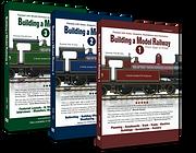 Build a Model Railway DVDs parts 1-3