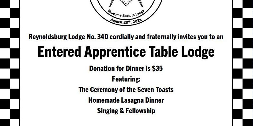 Table Lodge