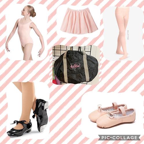 Ballet + Tap Starter Kit