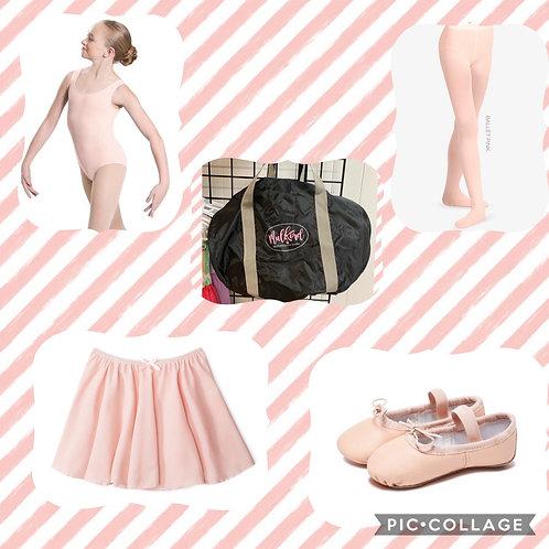 Ballet Starter Kit