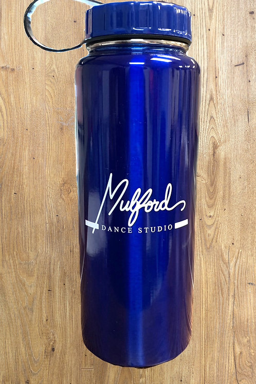 Mulford Logo Stainless Steel Thermos
