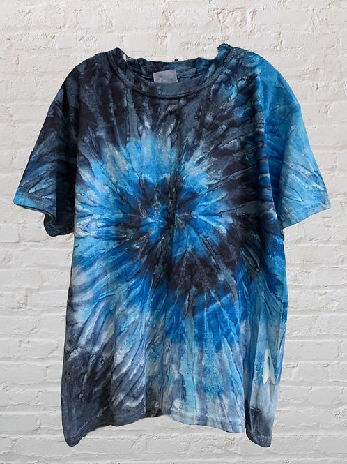 Mulford Tie Dye Logo T-shirt
