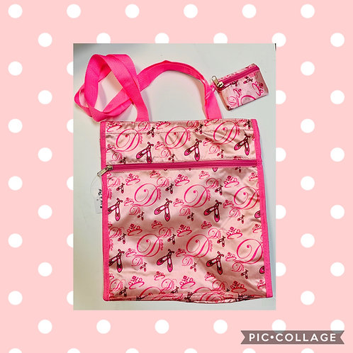 Kids Pink Dance Bag