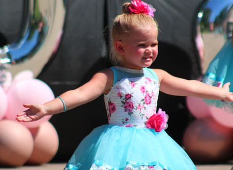 RECITAL PICTURES/VIDEO ARE AVAILABLE