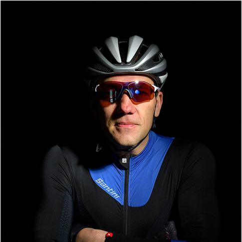 Cyclist Headshot