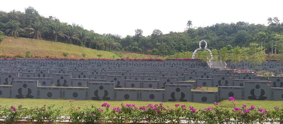 Nirvana Segamat Zone G Family & Double Burial Plot