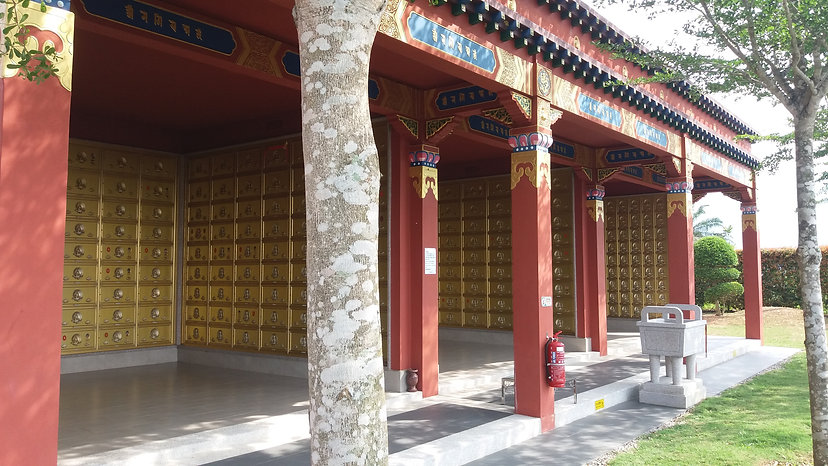Nirvana Segamat Block A Guan Yin Columbarium