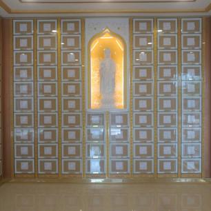 Nirvana Tiram Newly Buddha Columbarium  