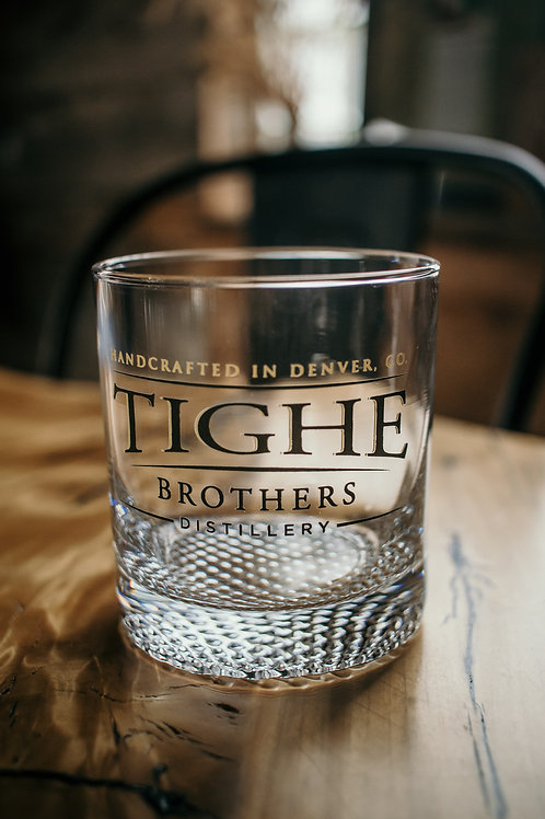 Tighe Brothers 11oz  Rocks Glass