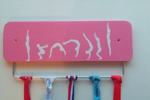 Gymnaatics Pink Flip 45cm