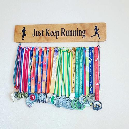 Just Keep Running 🏃♂️ 🏃♀️