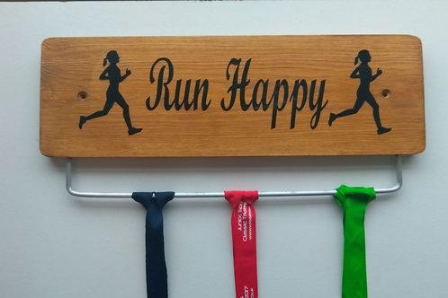 Run Happy 45 Oak Male or Female
