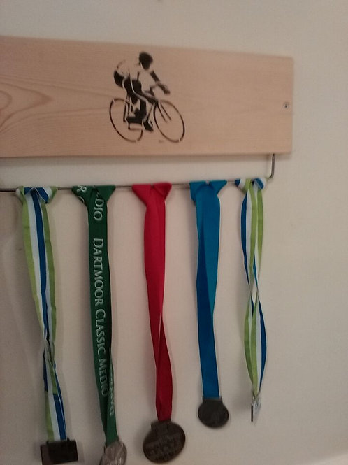 Cycling Medal Display Board (45cm wide)