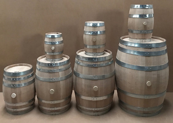 Plain Paraffin Kegs