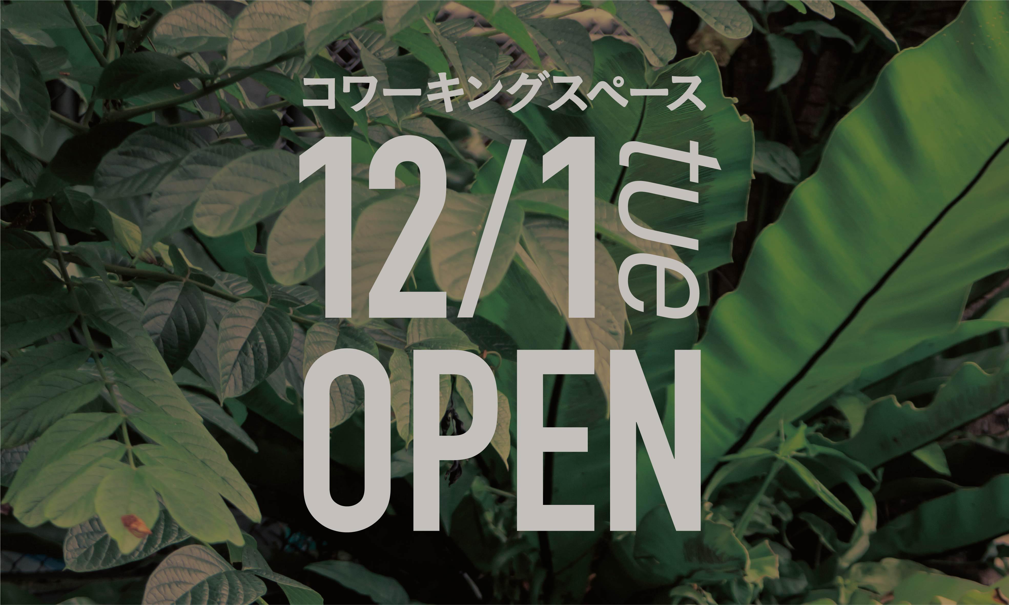 コワーキングスペース カムカム新札幌オープン!