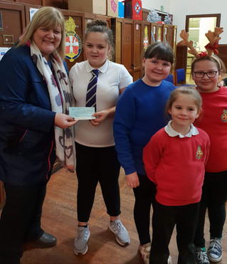 Methil Girls Brigade - £500 Xmas Giveaway