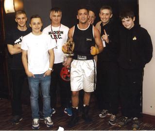 Madison Boxing Club