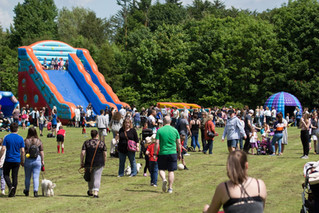 Fun Day - North Glenrothes Community Council