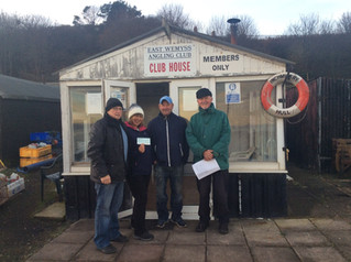 £500 Xmas Giveaway - East Wemyss Angling Club